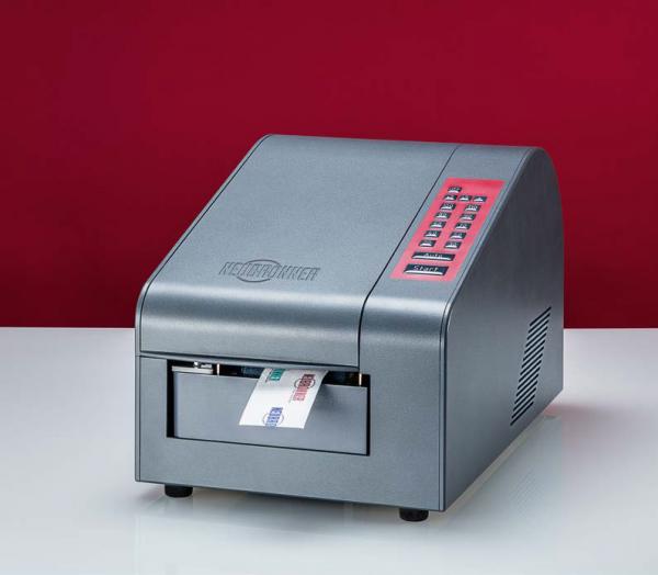 Vollautomatischer Streifengeber Dispenser ALPHA X1-400 mit voreingestellten Tasten