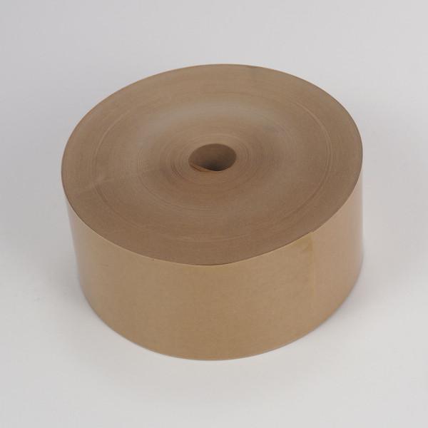 Nassklebestreifen 1/90 M braun 70mm x 200m